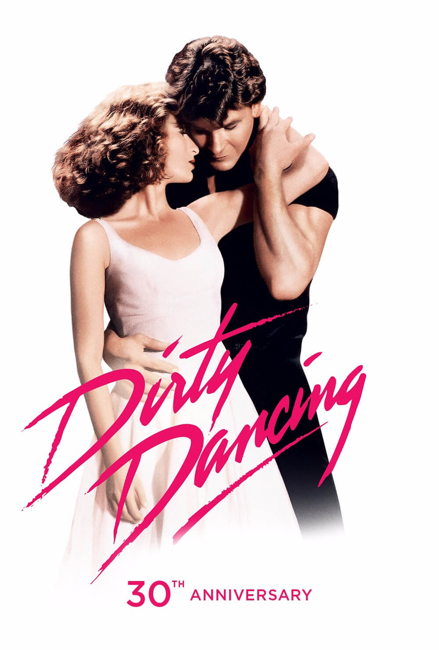 Dirty Dancing Event Poster fdccdfccddac