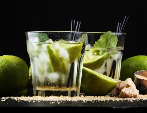 Pinstripe's Drinks & Tales – Batida de Limao