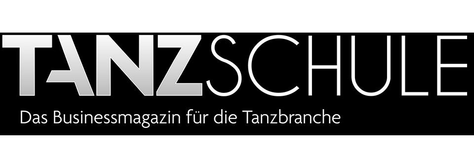 logo tanzenschule das businessmagazin centered