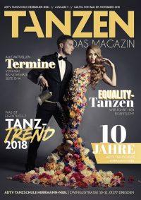 Tanzen Das Magazin Dresden Tanzschuleherrmannnebl