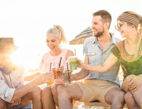 Pinstripe's Drinks & Tales – Drinks für den heißen Sommer