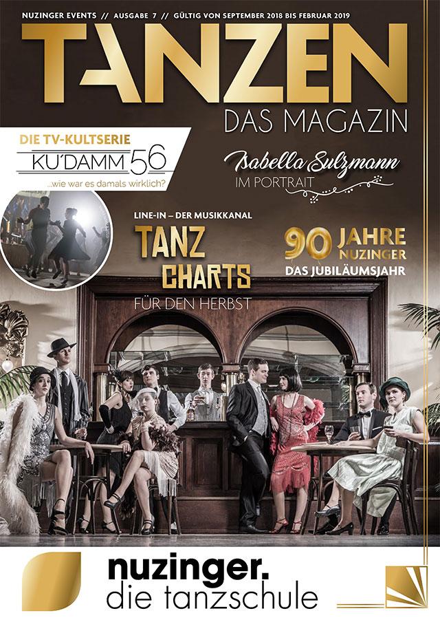Tanzen Das Magazin Nuzinger Dietanzschule Heidelberg Ausgabe 7