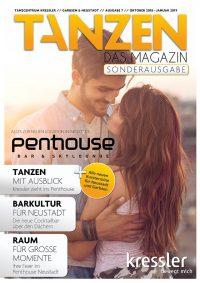 Tanzen Das Magazin Tanzcentrum Kressler Garbsen&neustadt Ausgabe7