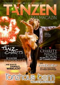Tanzen Das Magazin Tanzhaus Bonn Ausgabe 3