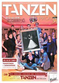 Tanzen Das Magazin Tanzschule Bartel Hamburg Ausgabe 1