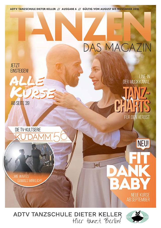Tanzen Das Magazin Tanzschule Dieterkeller Berlin Ausgabe6
