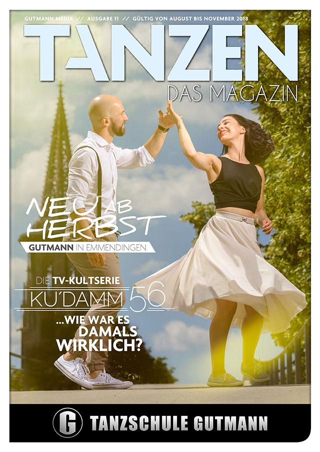 Tanzen Das Magazin Tanzschule Gutmann Freiburg Ausgabe 11
