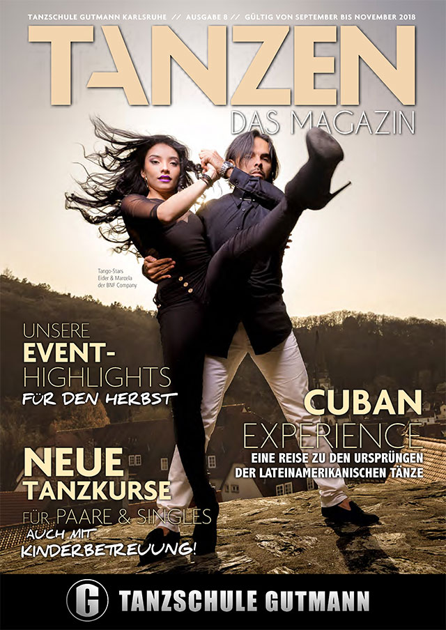 Tanzen Das Magazin Tanzschule Gutmann Karlsruhe Ausgabe 8