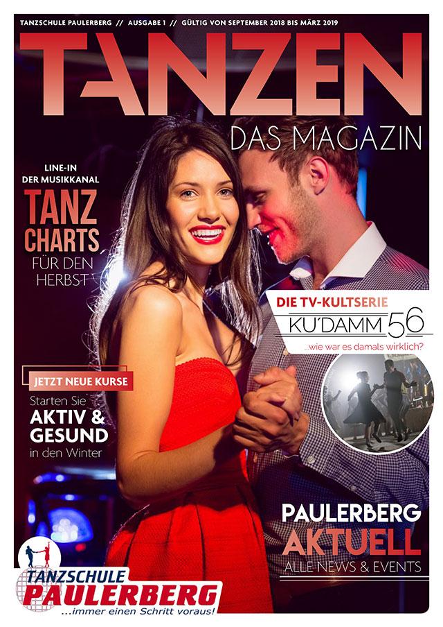 Tanzen Das Magazin Tanzschule Paulerberg Duisburg Ausgabe 1