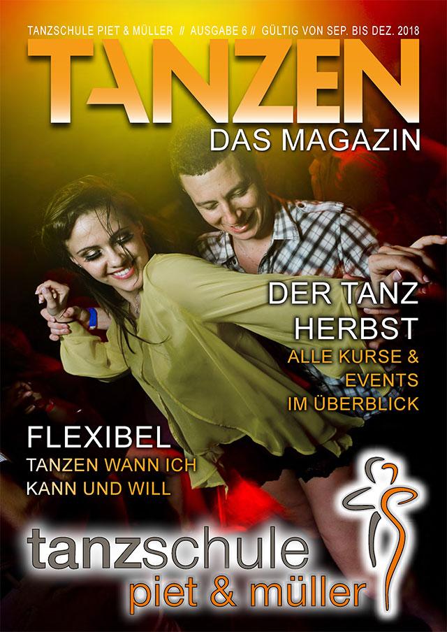 Tanzen Das Magazin Tanzschule Piet&müller Ludwigsburg Ausgabe6