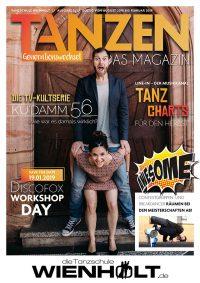 Tanzen Das Magazin Tanzschule Wienholt Landau Ausgabe 3
