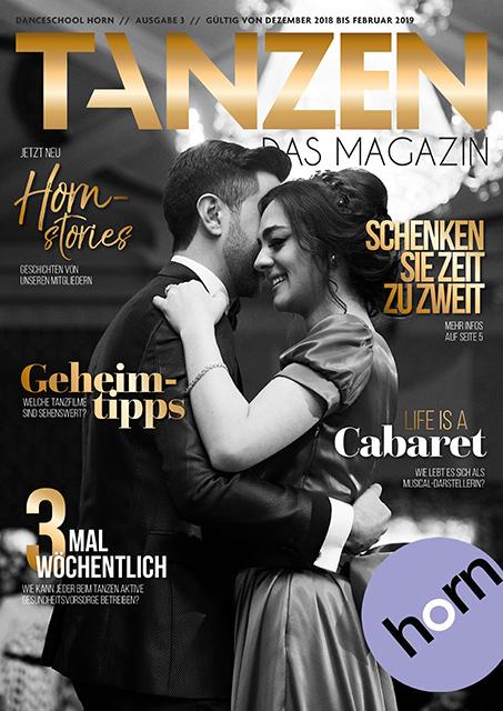 Tanzen Das Magazin Danceschool Horn Lins Ausgabe 3