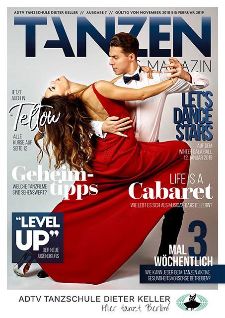 Tanzen Das Magazin Tanzschule Dieterkeller Berlin Ausgabe 7