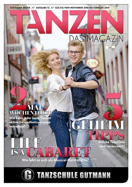 Tanzen Das Magazin Tanzschule Gutmann Freiburg Ausgabe 12