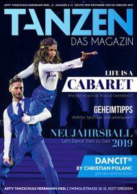 Tanzen Das Magazin Tanzschule Hermann Nebl Dresden Ausgabe 6