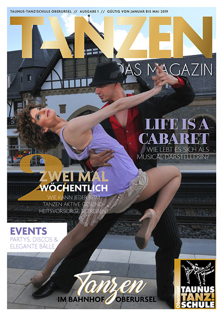 Tanzen Das Magazin Tanzschule Oberursel Taunus Ausgabe 1