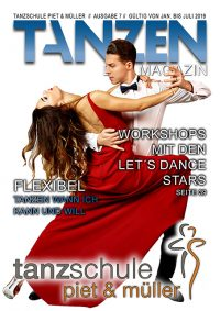 Tanzen Das Magazin Tanzschule Piet&mueller Ludwigsburg Ausgabe 7