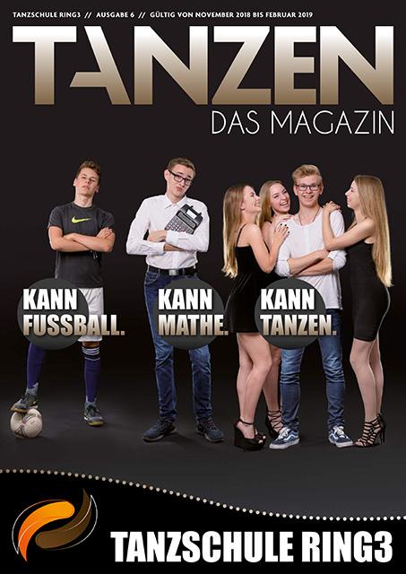 Tanzen Das Magazin Tanzschule Ring3 Hamburg Ausgabe 6