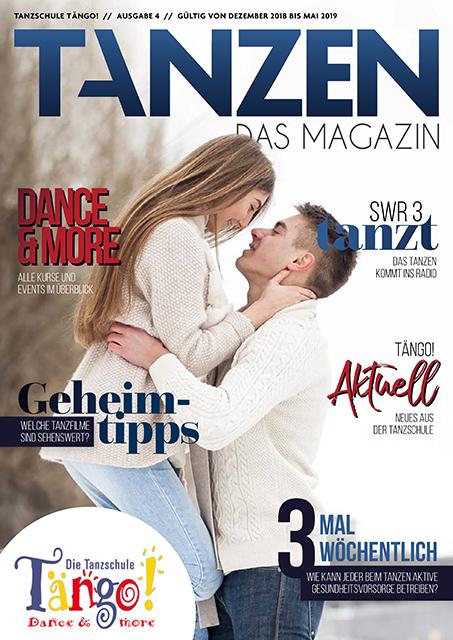Tanzen Das Magazin Tanzschule Taengo Mosbach Ausgabe 4