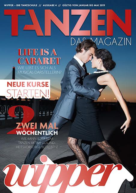 Tanzen Das Magazin Wipper Dietanzschule Bruchsal Ausgabe 4