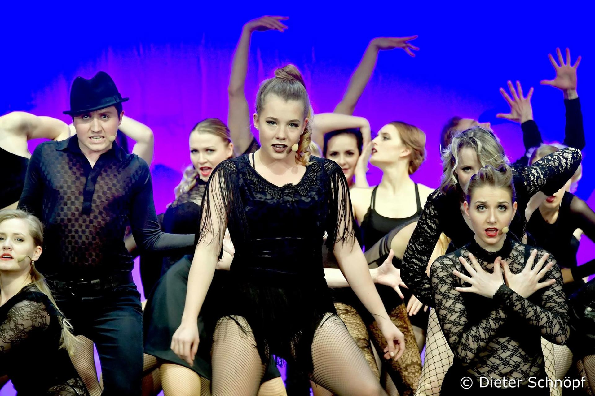 Traumberuf Musical Darstellerin Tanzen Das Magazin