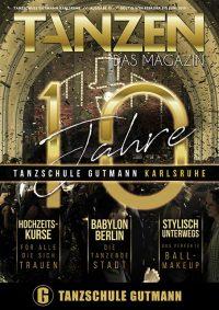 Tanzen Das Magazin Tanzschulegutmann Karlsruhe Ausgabe 10