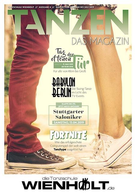 Tanzen Das Magazin Tanzschulewienholt Landau Ausgabe 4