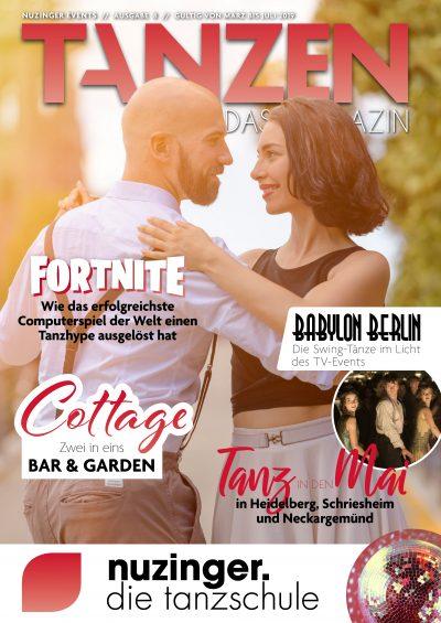 Tanzen Das Magazin Nuzinger Dietanzschule Heidelberg Ausgabe 8