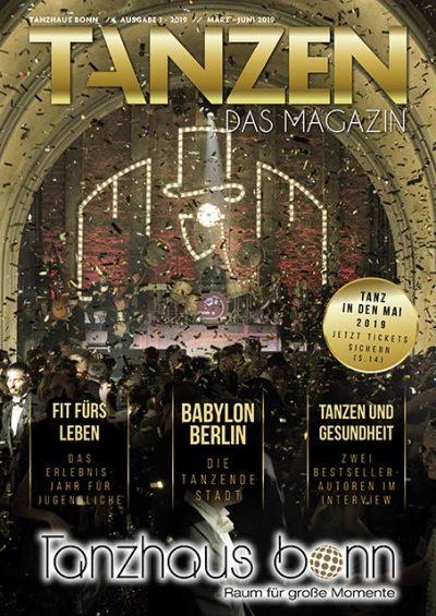 Tanzen Das Magazin Tanzhaus Bonn Bonn Ausgabe 1