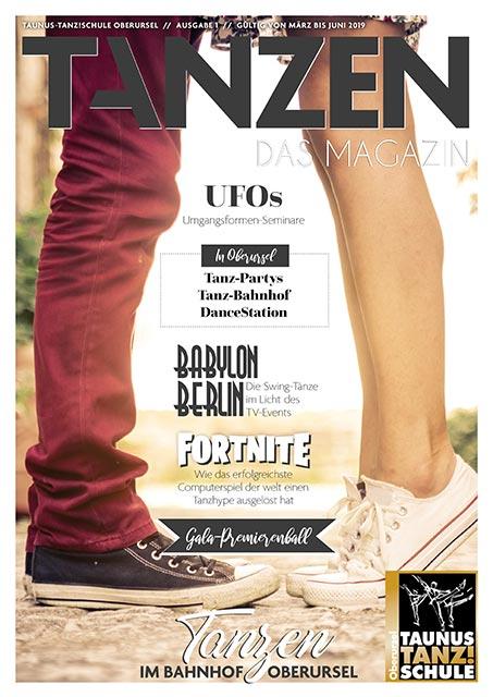 Tanzen Das Magazin Tanzschule Oberursel Taunus Ausgabe 2