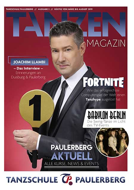 Tanzen Das Magazin Tanzschule Paulerberg Ausgabe 02