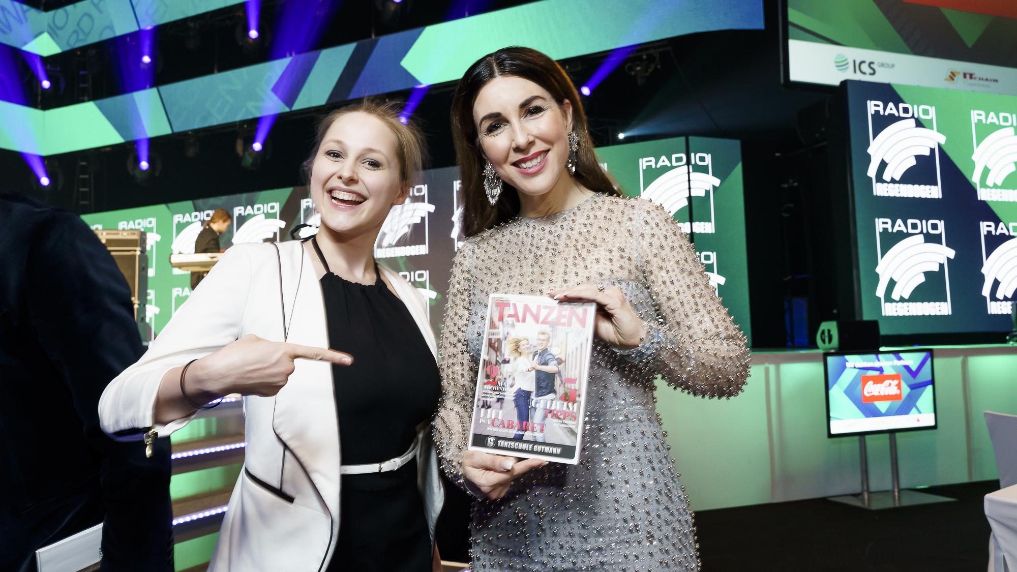 Radio Regenbogen Award Judith Williams