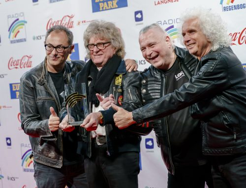 Radio Regenbogen Award 2019: Interview mit The Lords