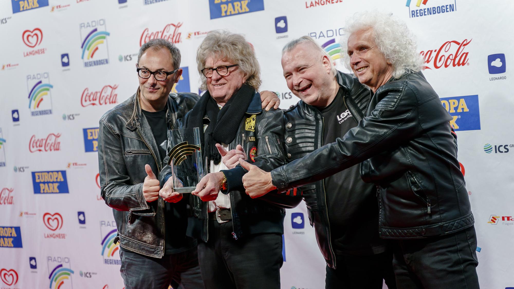 Radio Regenbogen Award The Lords