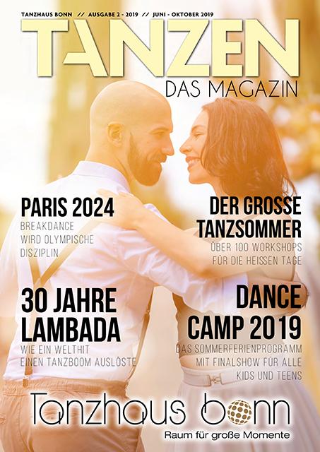 Tanzen Das Magazin Tanzhausbonn Bonn Ausgabe 2 2019