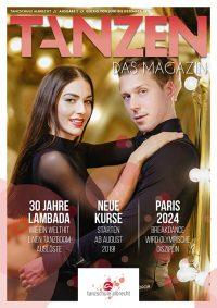 Tanzen Das Magazin Tanzschulealbrecht Bensheim Ausgabe 2