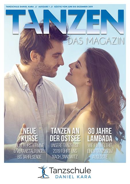 Tanzen Das Magazin Tanzschuledanielkara Cottbus Ausgabe 1