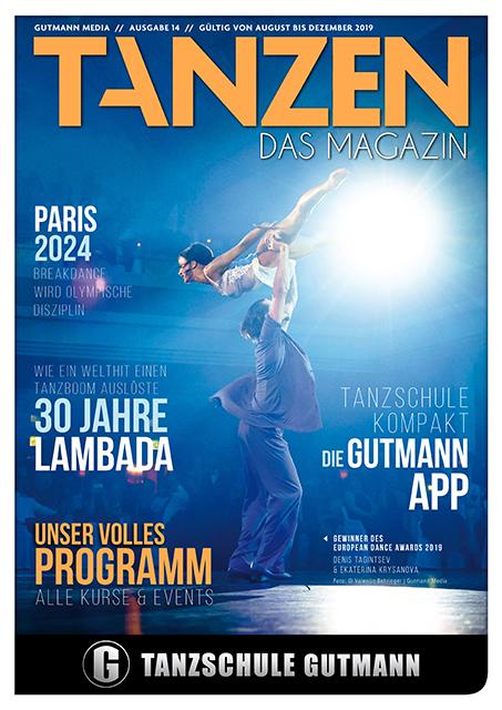 Tanzen Das Magazin Tanzschulegutmann Freiburg Ausgabe 14