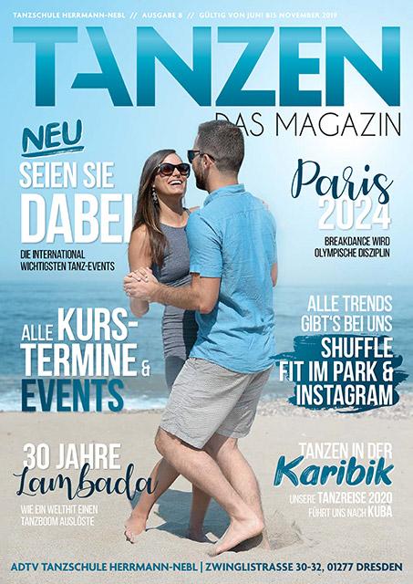Tanzen Das Magazin Tanzschuleherrmann Nebl Dresden Ausgabe 8