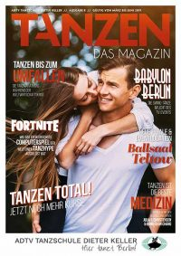 Tanzen Das Magazin Tanzschule Dieter Keller Berlin Steglitz Ausgabe 8