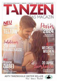 Tanzen Das Magazin Tanzschule Dieter Keller Berlin Steglitz Ausgabe 9