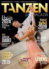 Tanzen Das Magazin Tanzschule Oliver Und Tina Leipzig Ausgabe 6