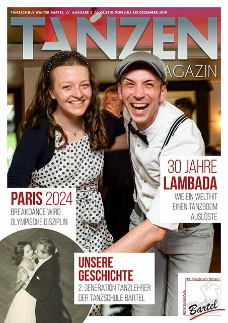 Tanzen Das Magazin Tanzschule Walter Bartel Hamburg Ausgabe 2