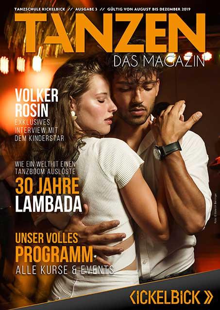 Tanzen Das Magazin Tanzschule Kickelbick Ausgabe 02