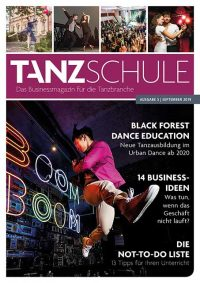 Tanzschule Das Businessmagazin Ausgabe 05