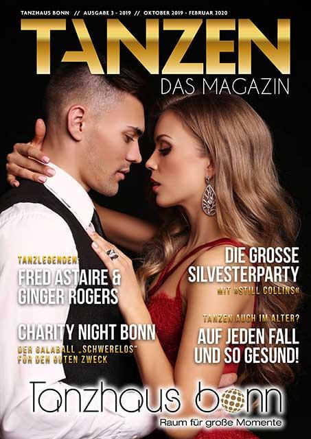Tanzen Das Magazin Tanzhaus Bonn Ausgabe 03 2019