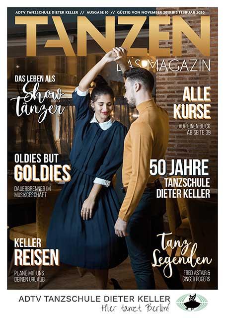 Tanzen Das Magazin Tanzschule Dieter Keller Ausgabe 10