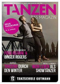 Tanzen Das Magazin Tanzschule Gutmann Ausgabe 15