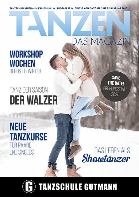 Tanzen Das Magazin Tanzschule Gutmann Karlsruhe Ausgabe 12