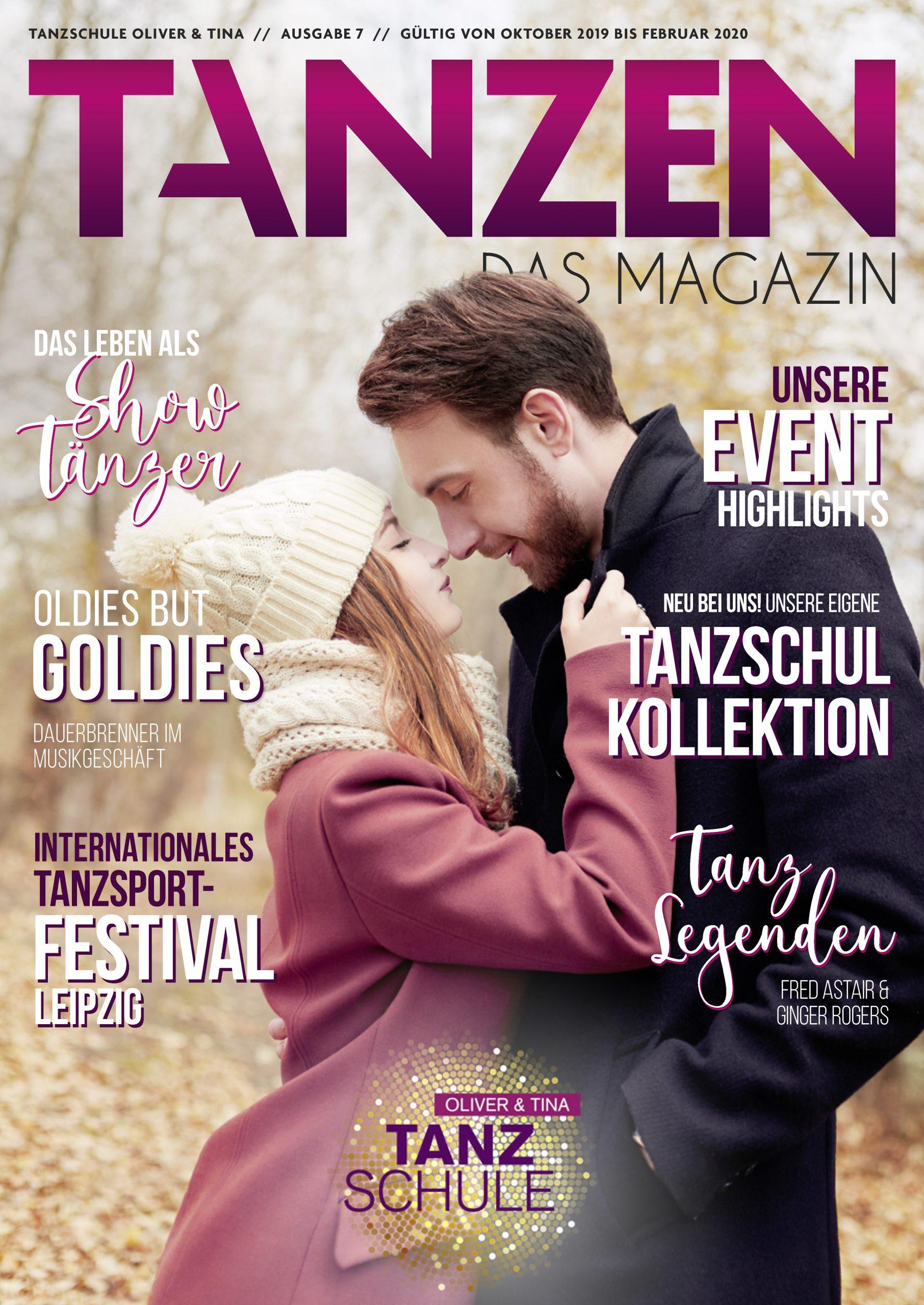 Tanzen Das Magazin Tanzschule Oliver Und Tina Ausgabe 07